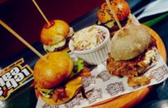 Cupom de desconto - 40% OFF em Rodízio de Mini Burgers