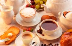 Cupom de desconto - 41% OFF em Café da Manhã para 1 ou 2 Pessoas