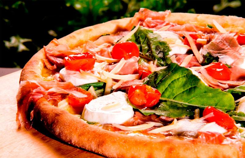 Cupom de desconto - 42% OFF em Pizza Grande com 8 Fatias