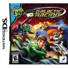 Cupom de desconto - 44% OFF em Ben 10 Galactic Racing Nintendo DS