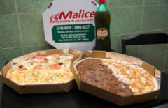 Cupom de desconto - 45% OFF em 1 Pizza Gigante + 1 Pizza Média