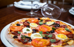 Cupom de desconto - 45% OFF em Pizza Individual