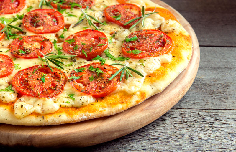 Cupom de desconto - 46% OFF em Pizza Grande