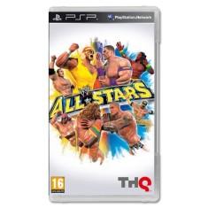 Cupom de desconto - 46% OFF em WWE All Stars PlayStation Portátil