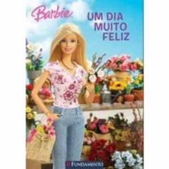 Cupom de desconto - 33% OFF em Barbie - Um Dia Muito Feliz - Apple Jordan (8576763907)