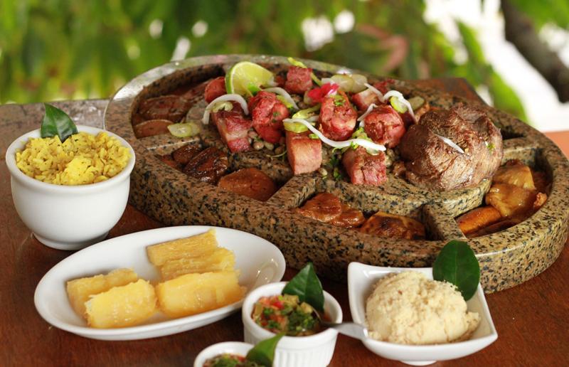 Cupom de desconto - 48% OFF em Camarão ou Carne de Sol