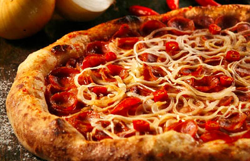Cupom de desconto - 59% OFF em Pizza Grande Tradicional
