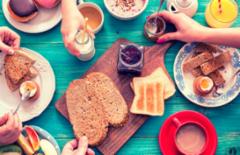 Cupom de desconto - 52% OFF em Café da Manhã para 1 ou 2 Pessoas
