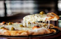 Cupom de desconto - 56% OFF em 1 ou 2 Pizzas Grandes