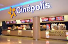 Cupom de desconto - 56% OFF em Ingresso para o Cinema