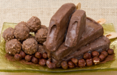 Cupom de desconto - 58% OFF em 1, 5 ou 10 Paletas Creme de Ferrero
