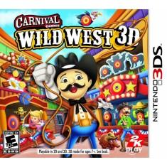 Cupom de desconto - 60% OFF em Carnival: Wild West 3D  Nintendo 3DS