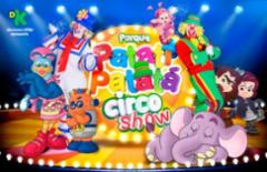 Cupom de desconto - 60% OFF em Parque Patati Patatá Circo Show: Ingresso Individual
