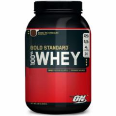 Cupom de desconto - 65% OFF em Esportivo Optimum Nutrition Gold Standard 100% Whey Pote Pó 909 g