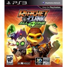Cupom de desconto - 68% OFF em Ratchet PlayStation 3