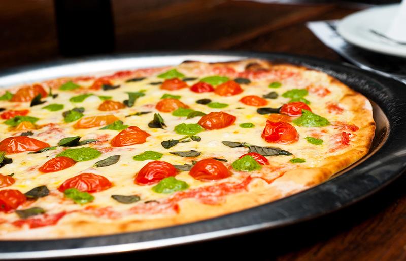 Cupom de desconto - 78% OFF em Pizza Grande.