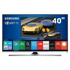 """Cupom de desconto - 5% OFF em Smart TV LED 40"""" Full HD Samsung"""