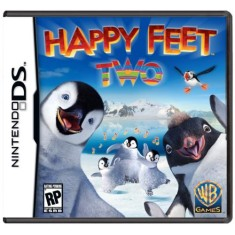 Cupom de desconto - 79% OFF em Happy Feet 2  Nintendo DS