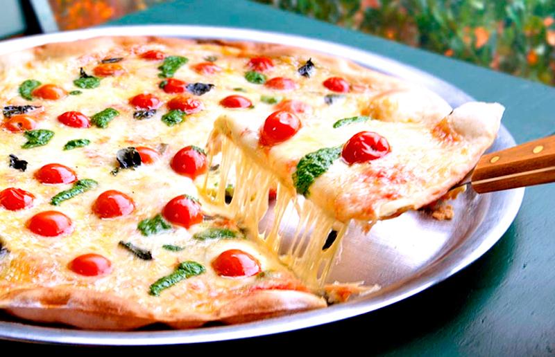Cupom de desconto - 77% OFF em Pizza Grande