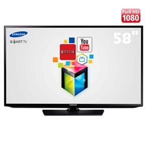 """Cupom de desconto - 26% OFF em Smart TV LED 58"""" Full HD Samsung"""