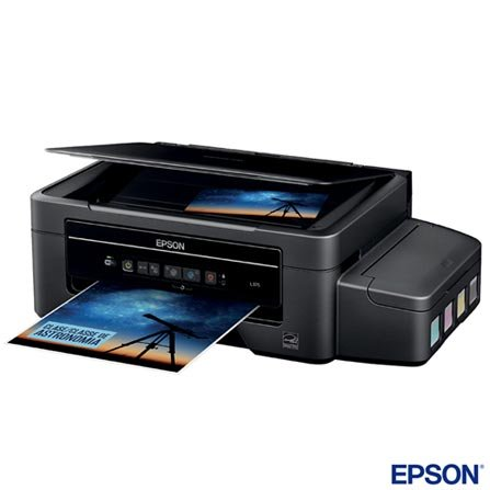 Cupom de desconto - 11% OFF em Impressora Multifuncional Ecotank Jato de Tinta com USB e Wi-Fi - Epson