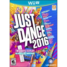 Cupom de desconto - 83% OFF em Jogo Just Dance 2016 Wii U
