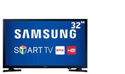 """Cupom de desconto - 20% OFF em Smart TV LED 32"""" HD Samsung"""