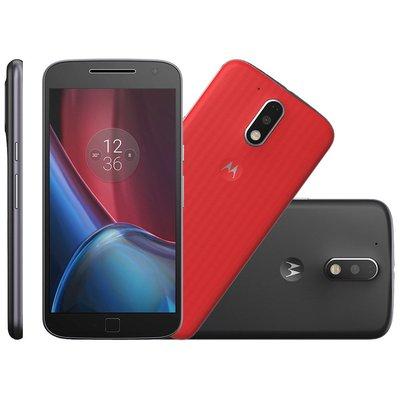 Cupom de desconto - 13% OFF em Smartphone Motorola Moto G 4 Geração Plus no Boleto