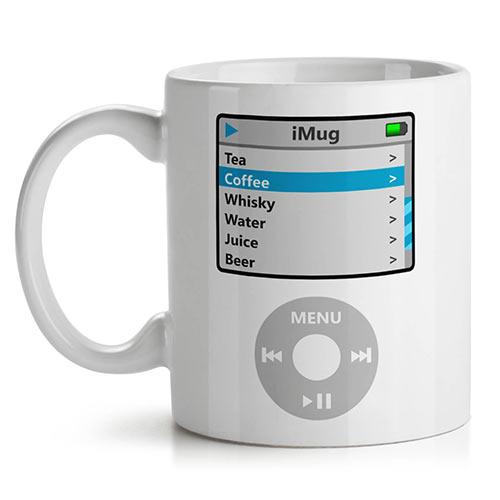 Cupom de desconto - Caneca iMug iPod Apple Geek por R$ 39,90