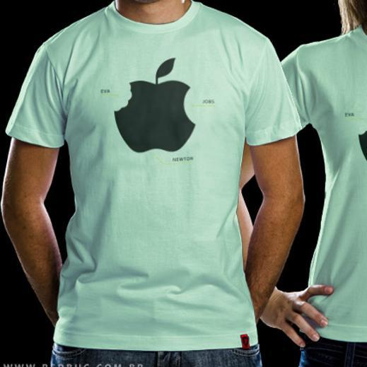 Cupom de desconto - Camiseta Maçã por R$ 41,30