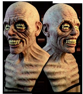 Cupom de desconto - Mascara Dentada de Silicone Assustadora