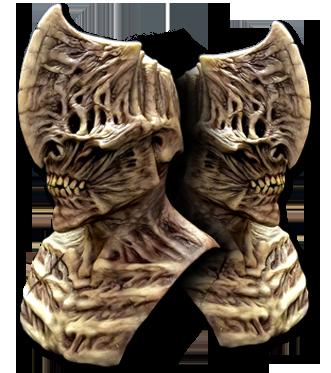 Cupom de desconto - Mascara Diácono de Silicone Aterrorizante