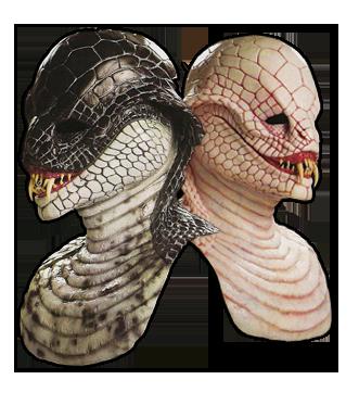 Cupom de desconto - Máscara Cobra de Silicone apavorante!