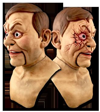 Cupom de desconto - Mascara Sinistra de Silicone