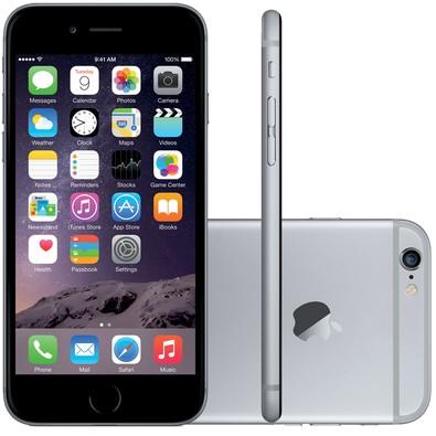 Cupom de desconto -  iPhone 6  16GB Desbloqueado Cinza por R$ 1.899,90