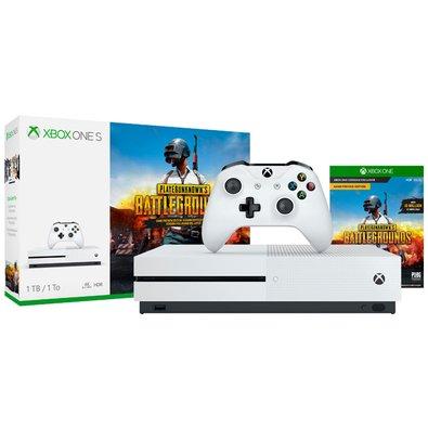 Cupom de desconto - Console Microsoft Xbox One S 1TB Branco + Game por R$1399,90