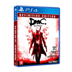 Cupom de desconto - Devil May Cry Definitive Edition Ps4 por R$ 49