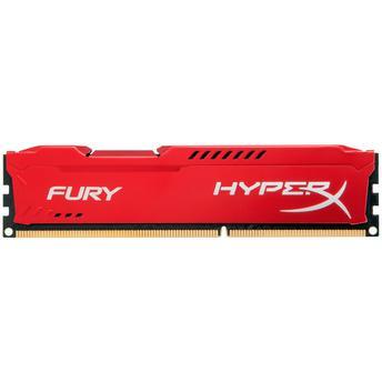 Cupom de desconto - Frete Grátis + 15% OFF no boleto em Memória Kingston HyperX FURY 8GB Red Series