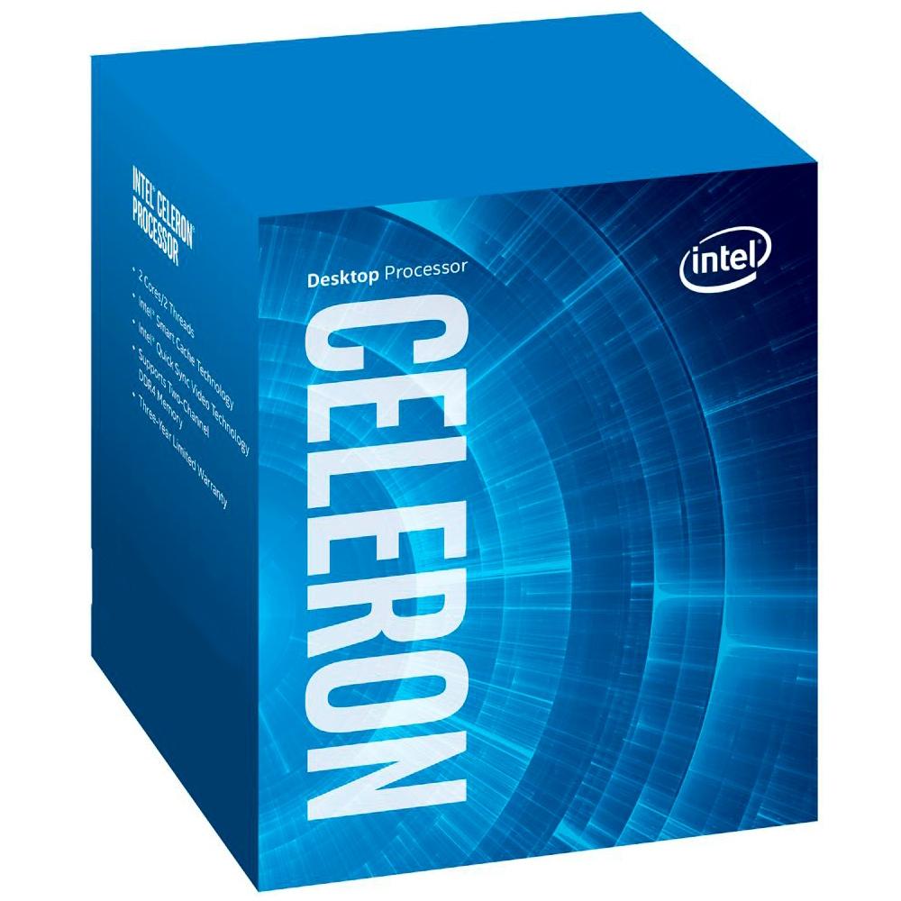 Cupom de desconto - Frete Grátis + 15% OFF no boleto em Processador Intel Celeron G3900 Skylake