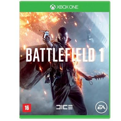 Cupom de desconto - Game Battlefield 1 Xbox One por R$ 119,90