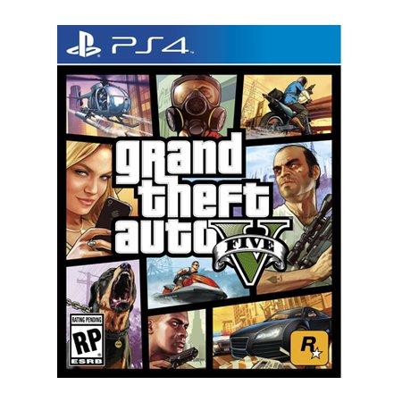 Cupom de desconto - Game GTA V - Grand Theft Auto V PS4