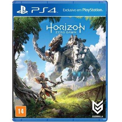 Cupom de desconto - Game Horizon Zero Dawn PS4 por R$79,90