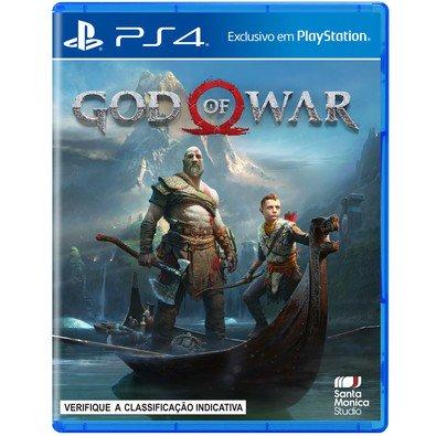 Cupom de desconto - Game God Of War PS4 (PRE-VENDA) por R$175,91