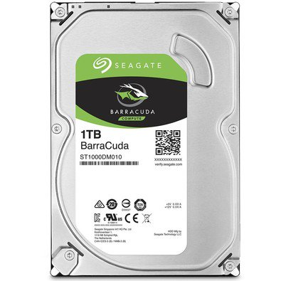 Cupom de desconto - HD Seagate SATA 3,5´ BarraCuda 1TB