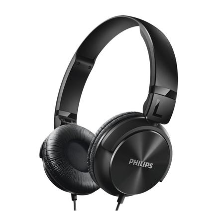 Cupom de desconto - Headphone Philips Headband DJ Preto por R$ 64,59