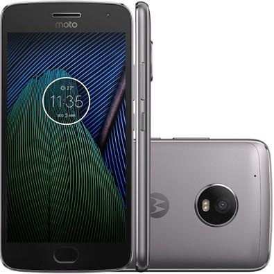 Cupom de desconto - Motorola Moto G5 Plus TV Digital  32GB por R$ 1.274,15