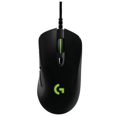 Cupom de desconto - Mouse Gamer Logitech Ótico Prodigy por R$ 210,90