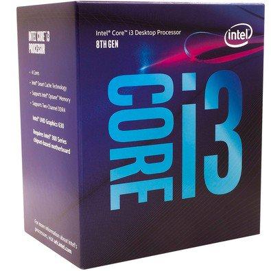 Cupom de desconto - Processador Intel Core i3-8100 por R$ 559,90