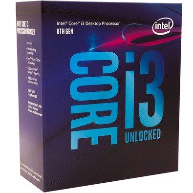 Cupom de desconto - Processador Intel Core i3-8350k por R$ 795,90