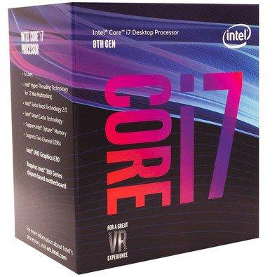 Cupom de desconto - Processador Intel Core i7-8700 por R$ 1.459,90